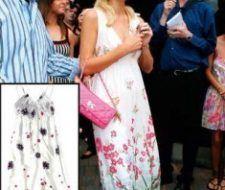 Verano 2009: Los vestidos de flores estan de moda