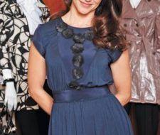 Charlotte de Sexo en Nueva York hace su debut como diseñadora