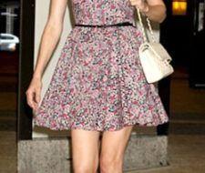 La moda de las famosas para primavera verano 2010