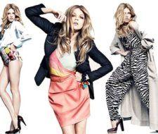 Vestidos y ropa a la moda de H&M Primavera 2009