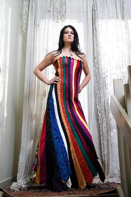 Modele de rochii reciclabile