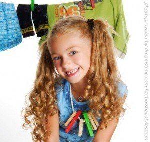 de los mejores cortes de pelo y peinados para las niñas y