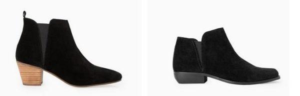 tendencia-de-zapatos-para-otono-invierno-2015-2016-Botines-de-serraje-de-mango