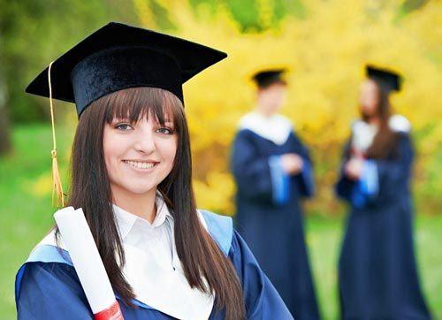 Vestidos y peinados de graduacion