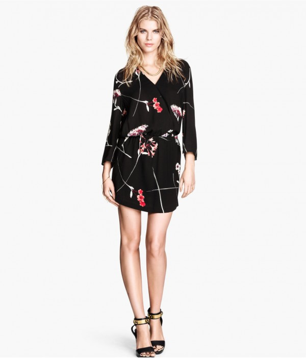 vestidos-cortos-primavera-verano-2014-vestido-h&m