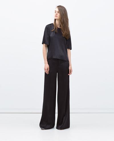 Catálogo Zara Mujer Otoño Invierno 2015 2016