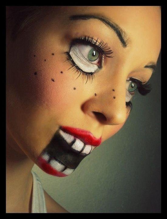 Muñeca diabólica - Halloween