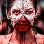 halloween maquillaje terror