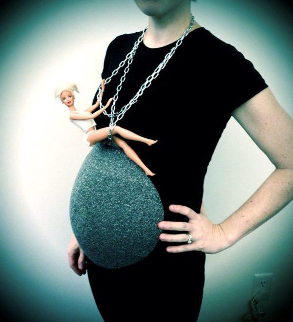 disfraces-de-halloween-2014-para-embarazadas-disfraz-bola-construccion