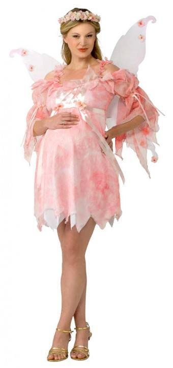 disfraces-de-halloween-2014-para-embarazadas-disfraz-hada