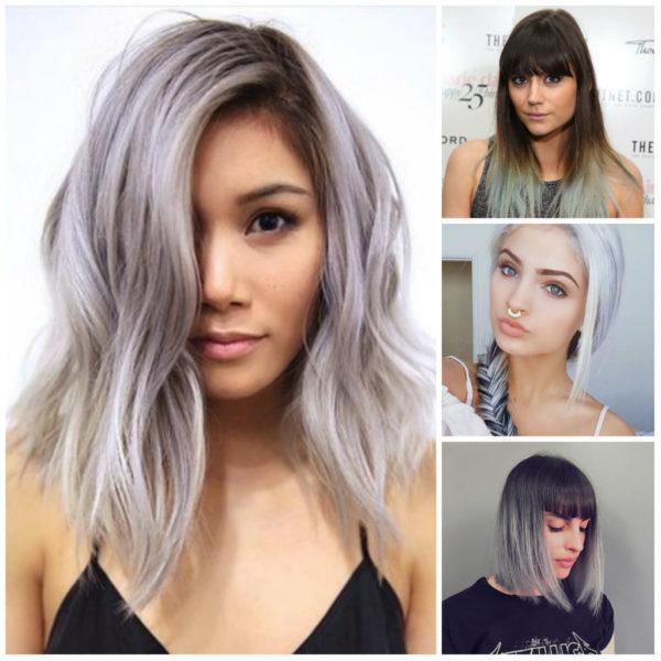 Colores para el cabello: Nuevas Tendencias para 2017
