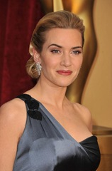 Actress Kate Winslet arrives at the 81st Annual Academy Awards h