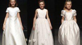Vestidos de Comunión para niñas 2014