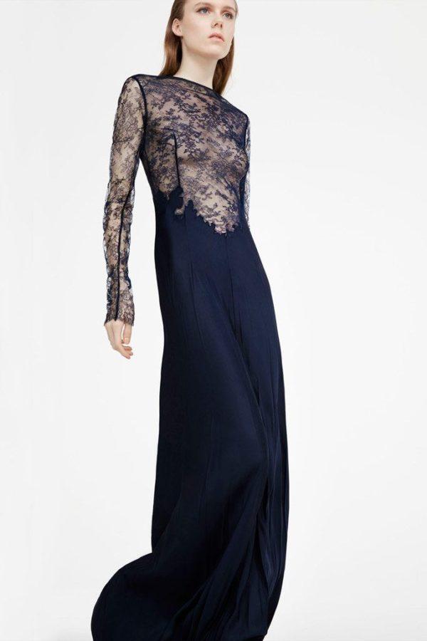vestidos-de-encaje-2016-nina-ricci-prefall-azul