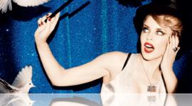 TOUS coleccion joyeria primavera-verano 2010   video Kylie Minogue