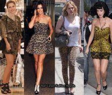El animal print de moda verano 2010