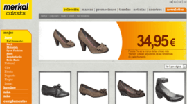 Merkal calzados| diseño, comodidad y buen precio