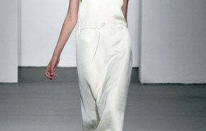 Calvin Klein Colección Primavera 2011