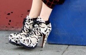 Los zapatos de la primavera 2011