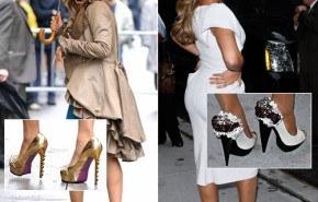 Beyoncé Zapatos