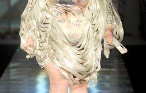 Colección Jean Paul Gaultier primavera verano 2014