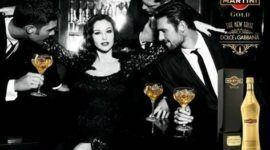 Martini y Dolce & Gabbana crean Martini Gold