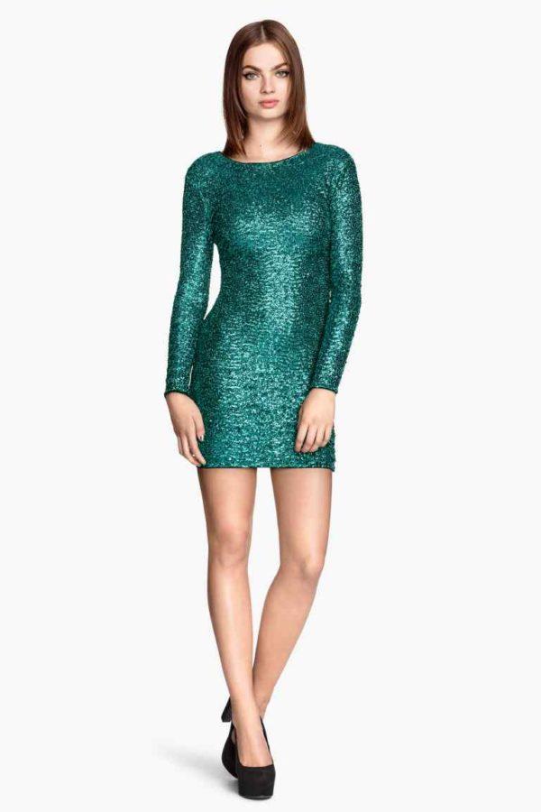 vestidos-de-noche-vestido-de-h&m-vestido-de-lentejuelas-2015