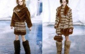 Chaquetas y abrigos invierno 2011