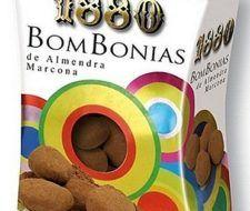 1880 presenta las BomBonias | un dulce ligero con Almendra Marcona