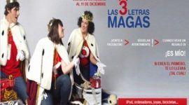 Eroski y las 3 Letras Magas| Regalos para ti en Facebook