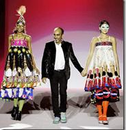 Manish Arora, el mago de los colores