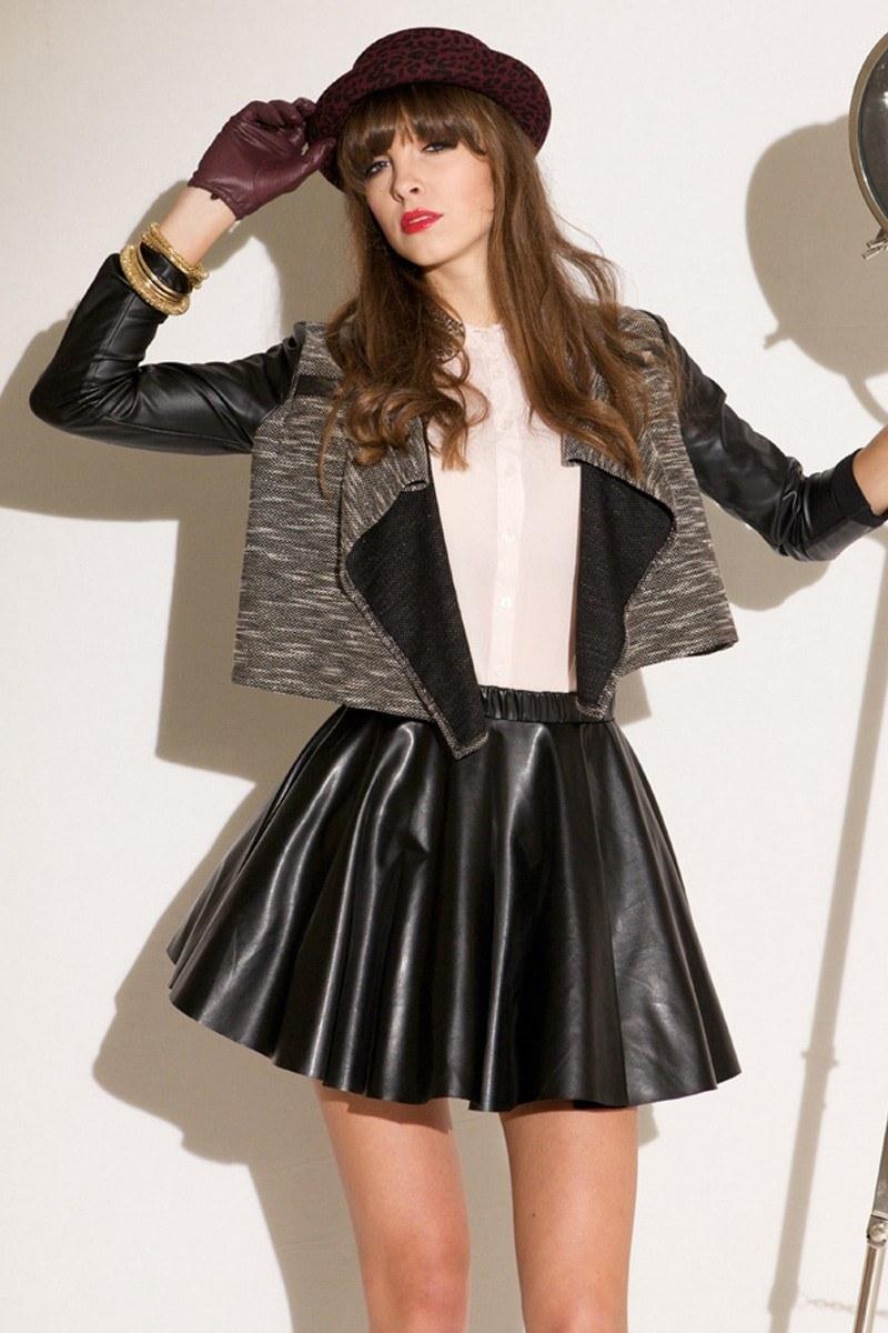 Falda moda 2013