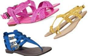 Guía de compras sandalias