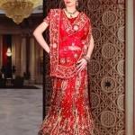 vestidos-de-novia-2014-india-rojo