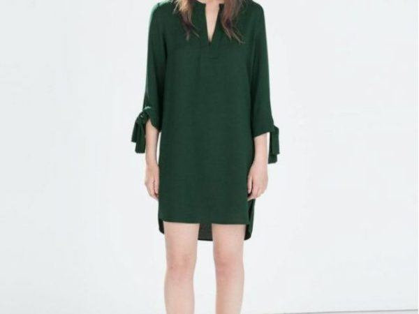 zara-premama-vestido-túnica