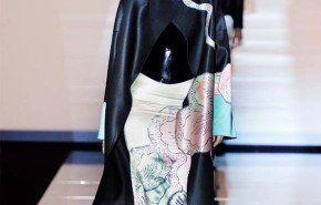 Moda Armani Privé Couture otoño 2011