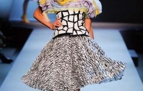 Moda Dior Couture otoño 2011