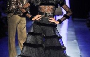Moda Jean Paul Gaultier Couture otoño 2011