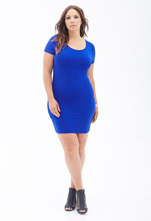 Modelos de vestidos ajustados al cuerpo
