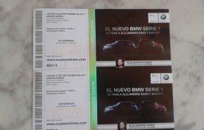 BMW y Alejandro Sanz