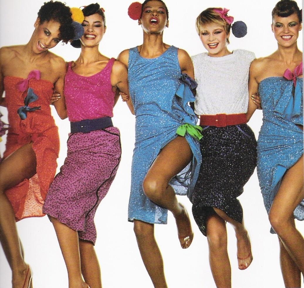 Toda la moda de los a os 80 - Estilismo anos 70 ...