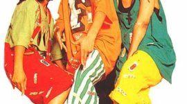Moda de los años 90
