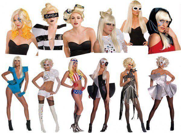 Disguises-caseros-lady-gaga