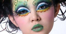 Maquillaje de fantasía para Carnaval y Halloween 2018