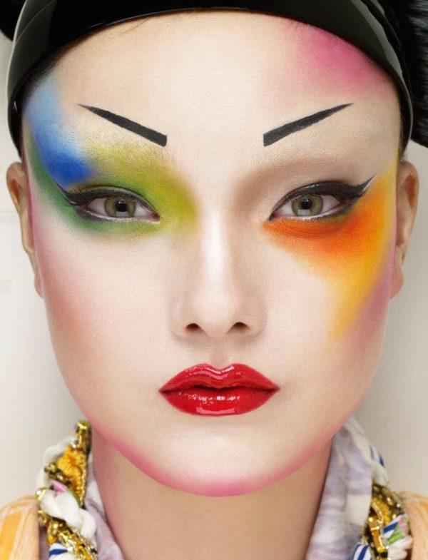 maquillaje-de-fantasia-carnaval-2015-japonesa-geisha