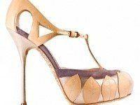Colección Zapatos John Galliano Resort 2012