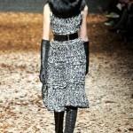 pelo vestido