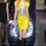 vestido amarilo
