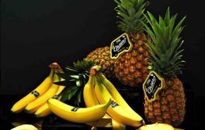 Alimentación y belleza: Piñas y bananas Orsero