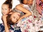 Moda niñas verano 2012